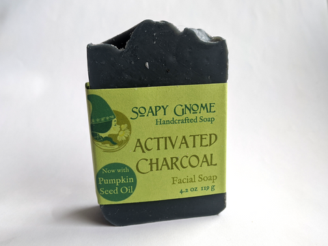 Soap: Activated Charcoal