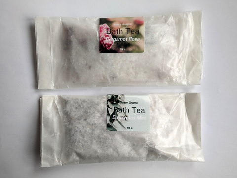Bath Tea Single Tea Bag