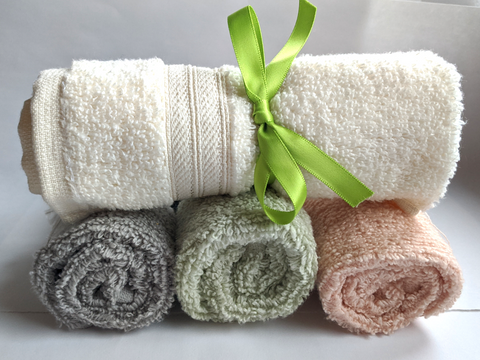 Extra Fluffy Washcloth Gift Add-on