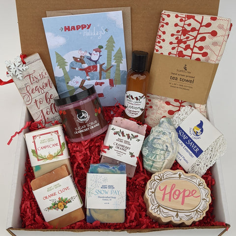 Large Family Holiday Variety Gift Box