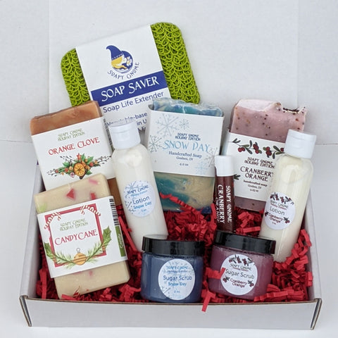 Medium Family Holiday Variety Gift Box