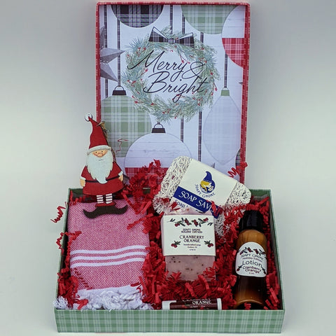 Cranberry Love Holiday Gift Box (Curbside only)