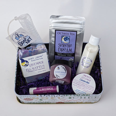 Ultimate Lavender Holiday Gift Box