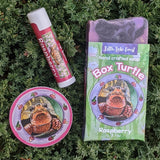 Rasberry Box Turtle Soap Kettle Lake Forest Collection