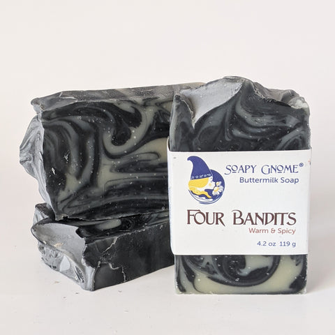 Four Bandits Soap