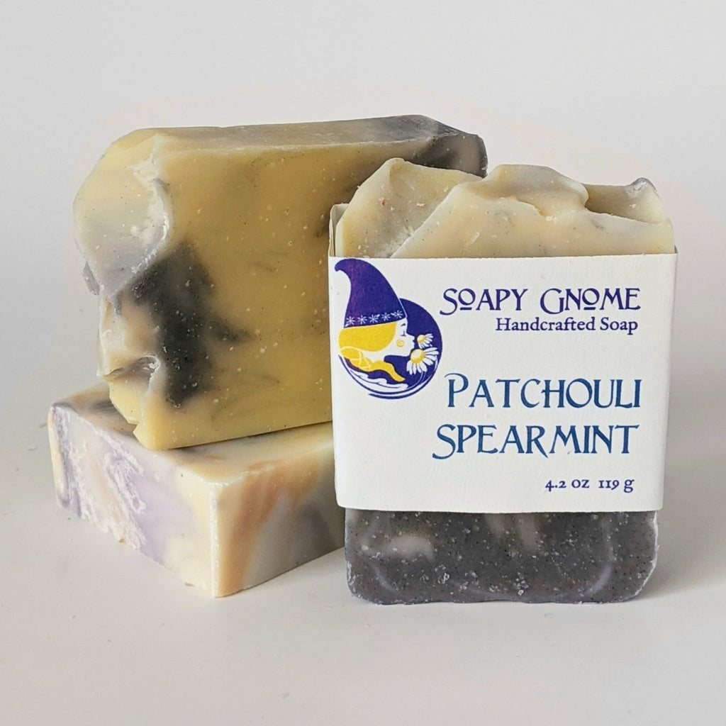 Patchouli Spearmint Soap