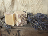 Lavender Oatmeal Buttermilk Soap
