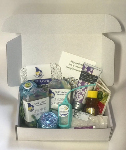 Cozy Crate: Speedy Recovery Basket for the Bath