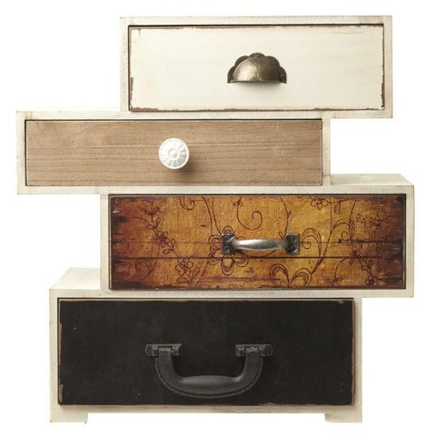 4 Drawer Storage Boxes-Furniture-Retail Therapy Interiors
