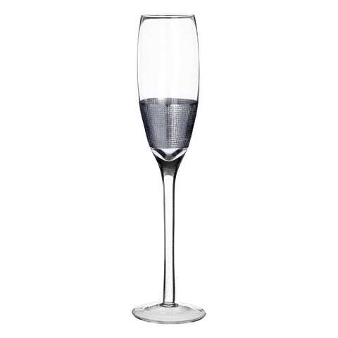 Apollo Champagne Glass, Set of 4-Kitchenware-Retail Therapy Interiors