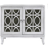 Aspen 2 Door Sideboard Black-Furniture-Retail Therapy Interiors