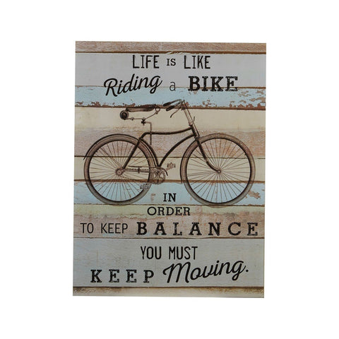 Bike Wall Art-Wall Art-Retail Therapy Interiors