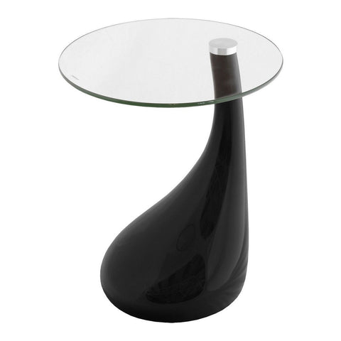 Black Nebula Side Table-Furniture-Retail Therapy Interiors