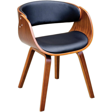 Brando Bentwood Chair Black-Furniture-Retail Therapy Interiors