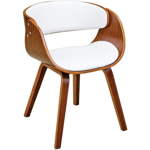 Brando Bentwood Chair White-Furniture-Retail Therapy Interiors
