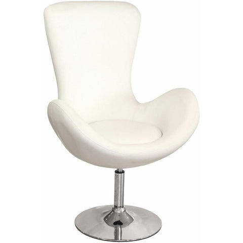 Bucket Racing Chair White-Furniture-Retail Therapy Interiors