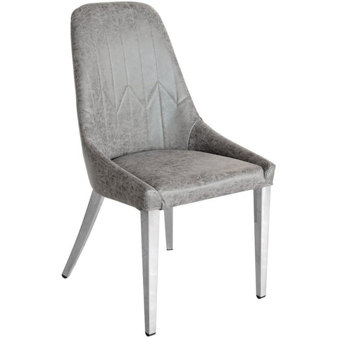 Camberley Dining Chair Grey-Furniture-Retail Therapy Interiors