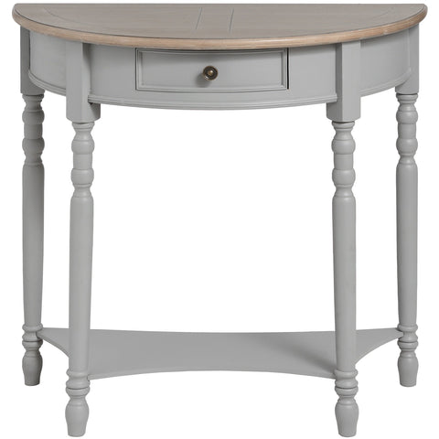 Churchill Half Moon Table-Furniture-Retail Therapy Interiors