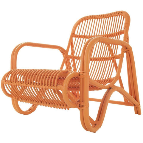 Colourful Rattan Chair-Furniture-Retail Therapy Interiors