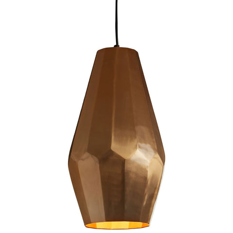 Copper Pendant Light-Lighting-Retail Therapy Interiors