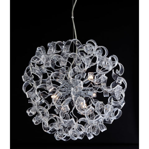 Cosmic 6 Light Pendant-Lighting-Retail Therapy Interiors
