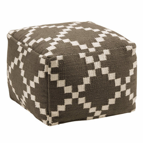 Diamond Pouffe-Soft Furnishings-Retail Therapy Interiors