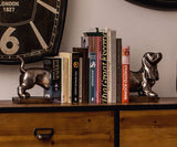 Dog Bookends-Accessories-Retail Therapy Interiors