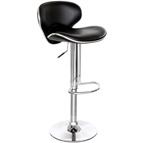 Duo Black Bar Stool-Furniture-Retail Therapy Interiors