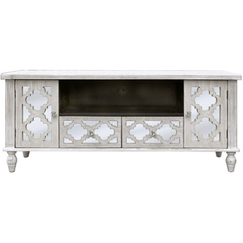 Dusky Beach 2 Drawer and 2 Door Entertainment Unit-Furniture-Retail Therapy Interiors