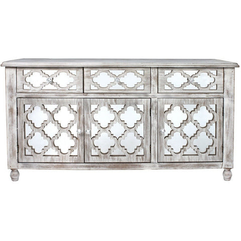 Dusky Beach 3 Drawer and 3 Door Cabinet-Furniture-Retail Therapy Interiors