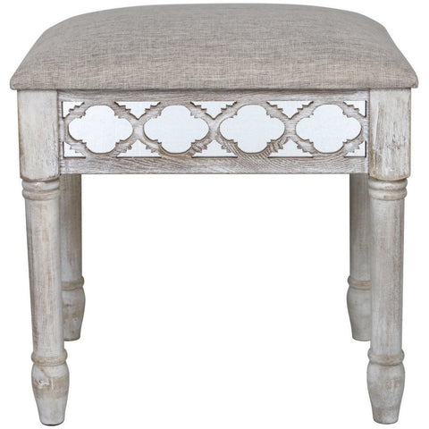 Dusky Beach Vanity Stool-Furniture-Retail Therapy Interiors