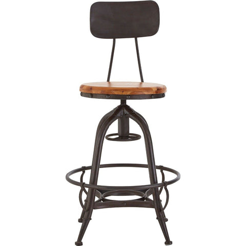 Foundry Bar Stools, Set of 2-Furniture-Retail Therapy Interiors