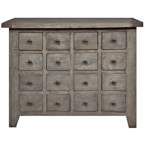 Frontier 16 Drawer Chest Storage-Furniture-Retail Therapy Interiors