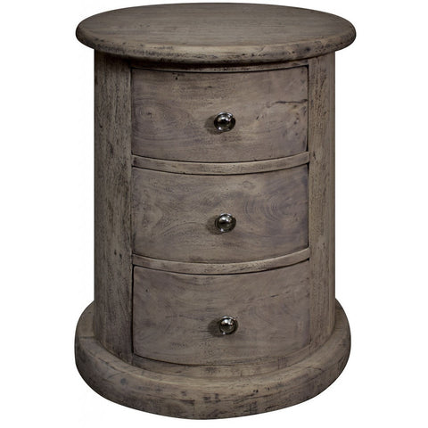 Frontier 3 Drawer Drum-Furniture-Retail Therapy Interiors