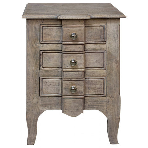 Frontier Breakfront 3 Drawer Chest-Furniture-Retail Therapy Interiors