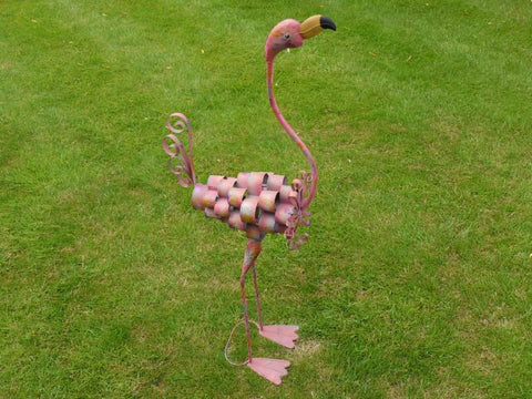Garden Flamingo Ornament-Accessories-Retail Therapy Interiors