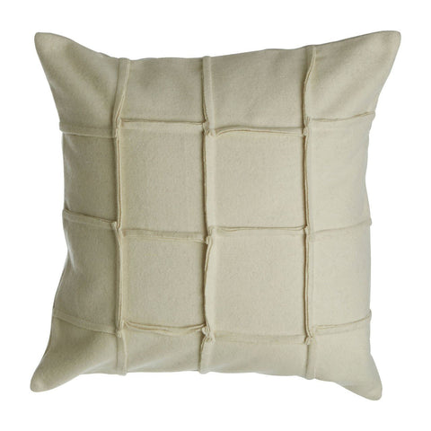 Hampstead Cushion Cream-Soft Furnishings-Retail Therapy Interiors