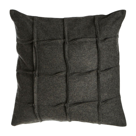 Hampstead Cushion Grey-Soft Furnishings-Retail Therapy Interiors