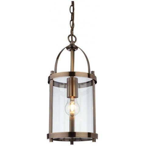 Imperial Single Fitting Round Lantern-Lighting-Retail Therapy Interiors