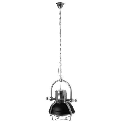 Industrial Revolution Pendant Light Black-Lighting-Retail Therapy Interiors
