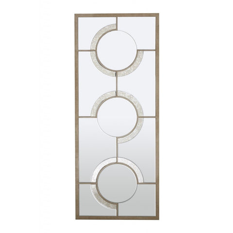 Kensington Circles Wall Mirror 180cm-Mirrors-Retail Therapy Interiors
