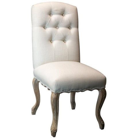 Leo Chair with Door Decoration-Furniture-Retail Therapy Interiors