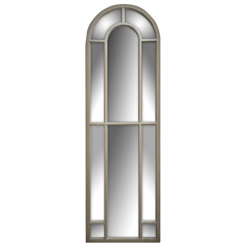 Long Arched Wall Mirror-Mirrors-Retail Therapy Interiors
