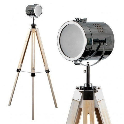 Marine Spotlight Tripod-Lighting-Retail Therapy Interiors