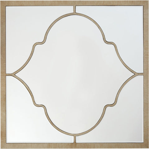 Medina Square Wall Mirror-Mirrors-Retail Therapy Interiors