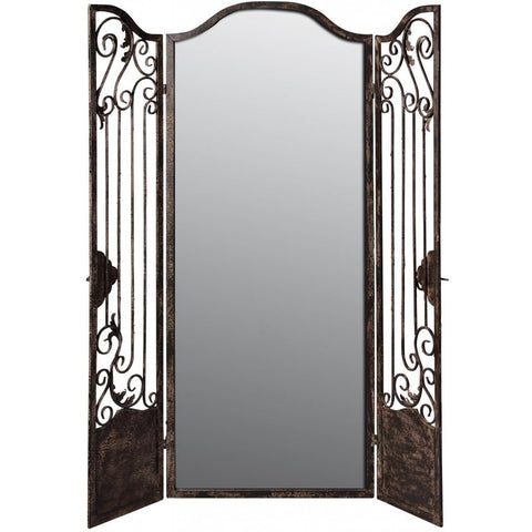Mirror Iron Screen-Mirrors-Retail Therapy Interiors