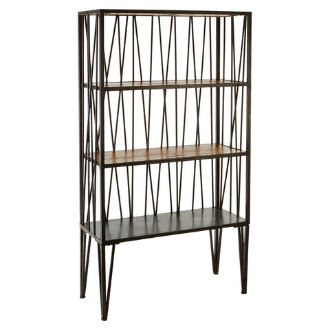 New Foundry 4 Tier Shelf-Furniture-Retail Therapy Interiors