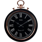 Pocket Style Wall Clock-Clocks-Retail Therapy Interiors