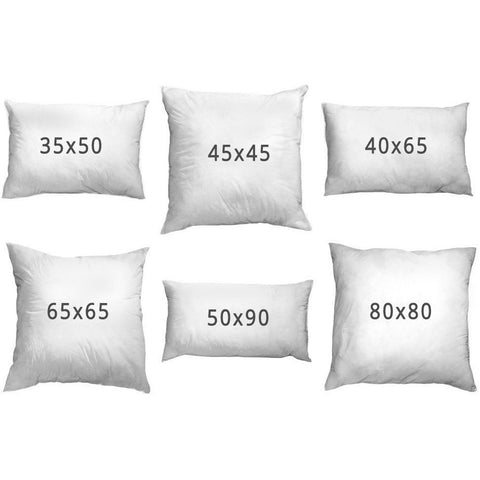 Polyester Cushion Inners-Soft Furnishings-Retail Therapy Interiors