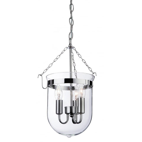 Regal 3 Light Ceiling Lantern-Lighting-Retail Therapy Interiors